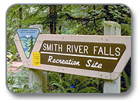 Smith River Falls Recreation Site