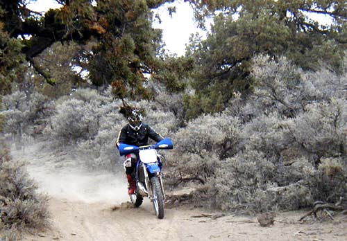 Millican Valley OHV Trail System