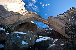 El Malpais National Conservation Area, New Mexico, photo by Bob Wick, BLM