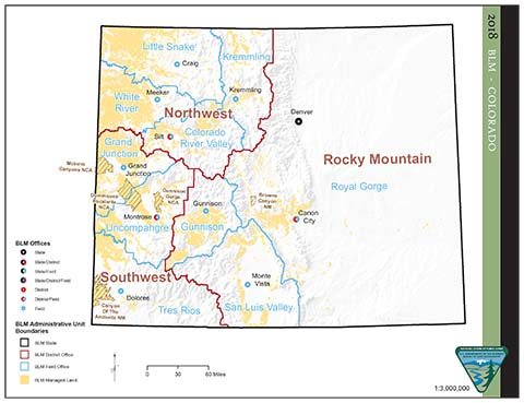 Rocky Mountain District | Bureau of Land Management