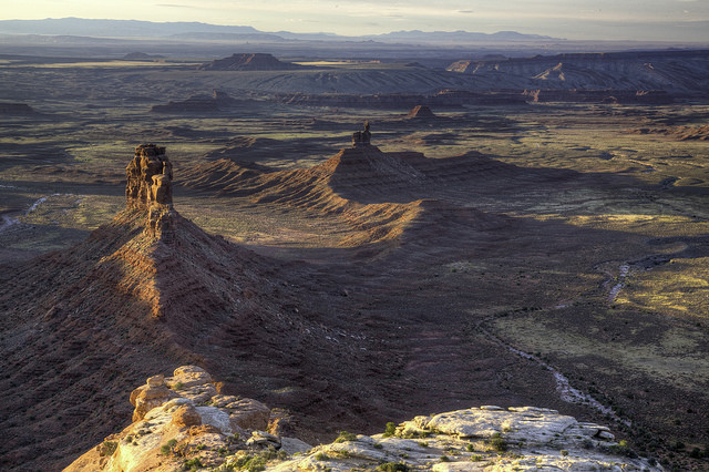 Cedar Mesa Valley of the Gods