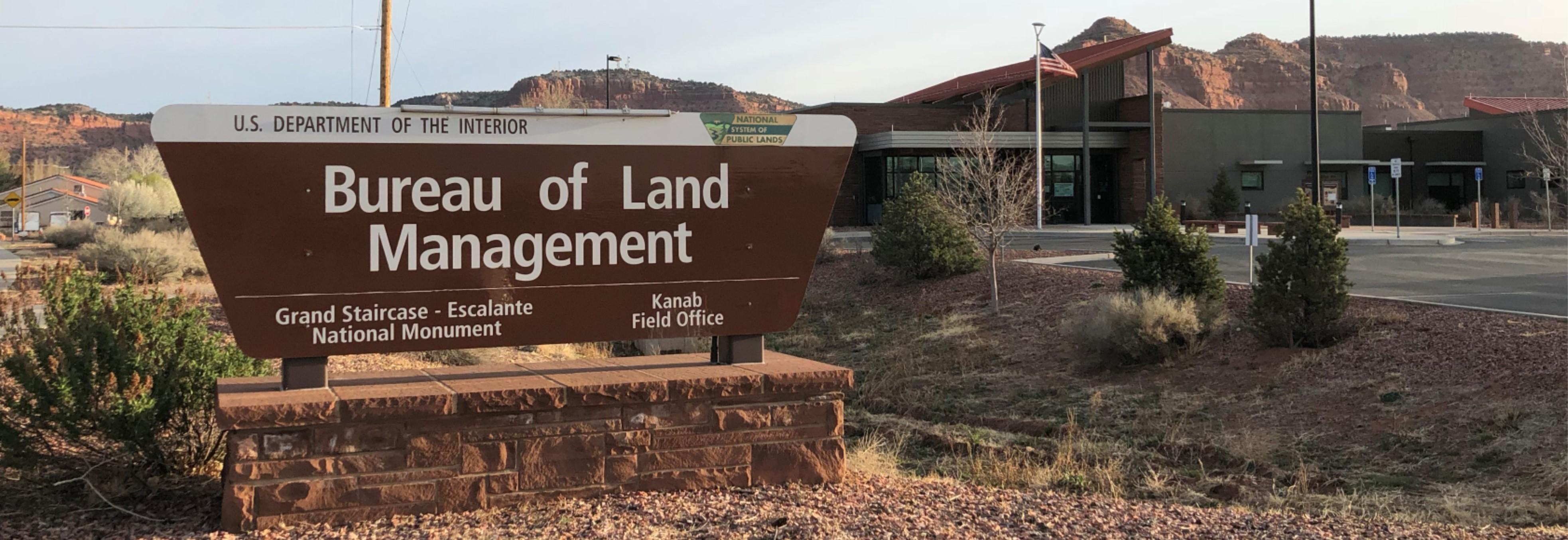 Utah - Kanab Field Office | BUREAU OF LAND MANAGEMENT