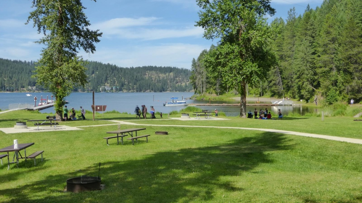 BLM Idaho seeks 2018 seasonal camp host for Mica Bay Boater