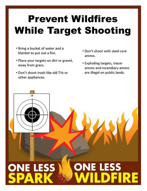One Less Spark - Target Shooting