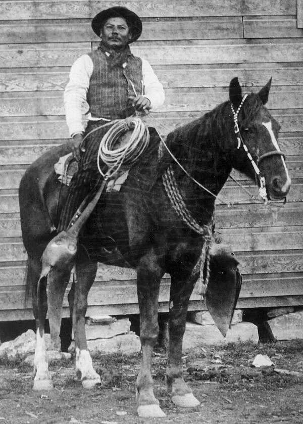 "Rafael ""Chappo"" Bermudis. (Image courtesy of the Claire McGill Luce Western History Room, Harney County Library)"