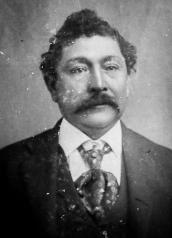 "Joaquin ""Chino"" Berdugo. (Image courtesy of the Claire McGill Luce Western History Room, Harney County Library)"