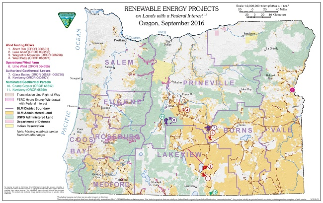 Energy Maps | BUREAU OF LAND MANAGEMENT