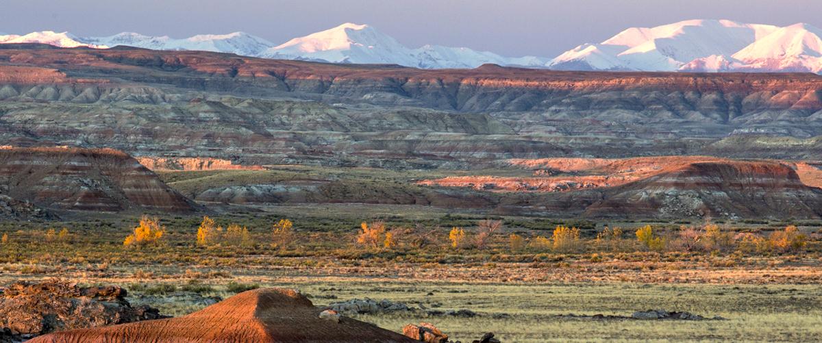 Badlands Wyoming Map.Bobcat Draw Badlands Wsa Bureau Of Land Management