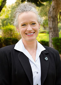Official photo of BLM Colorado State Director Ruth Welch