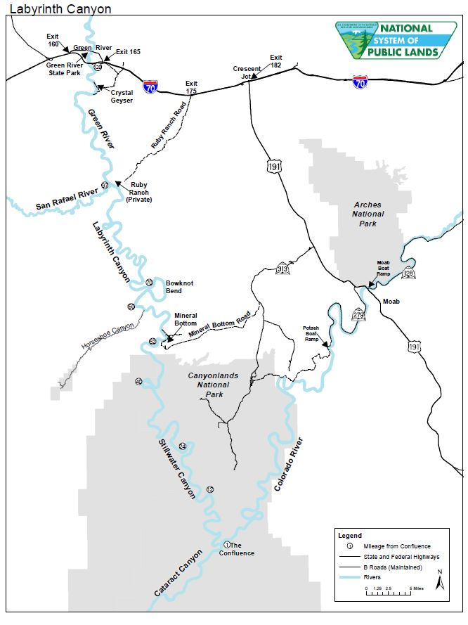 media  public room  utah  labyrinth canyon map