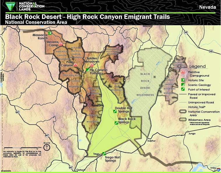 Nevada Law Library >> Media: Public Room: Nevada: National Conservation Area: Black Rock Desert | Bureau of Land ...