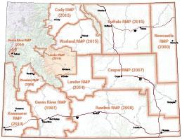 Wyoming Bureau Of Land Management