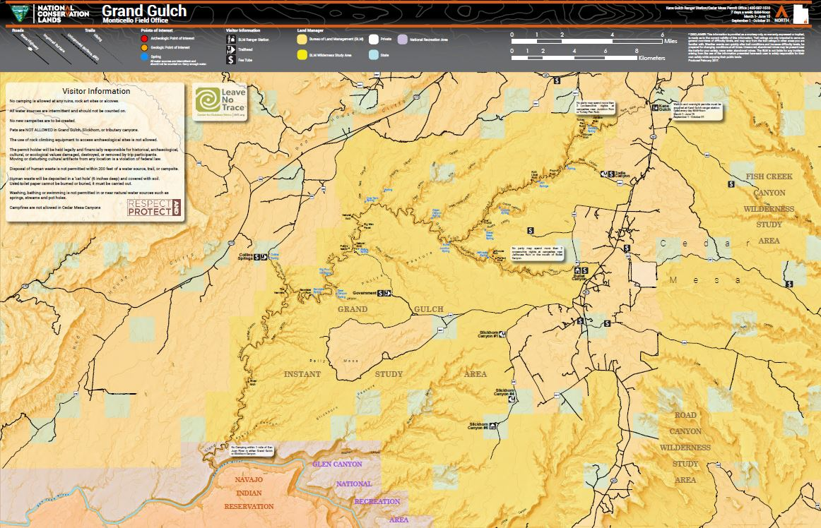 Utah Maps Bureau Of Land Management