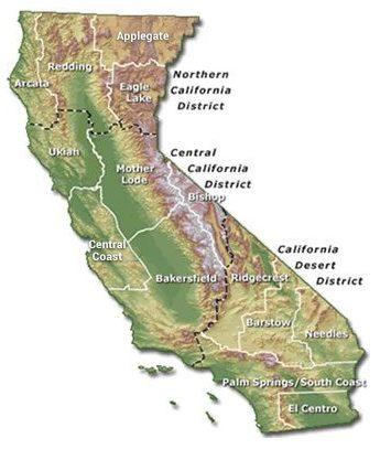 California Public Room Bureau Of Land Management