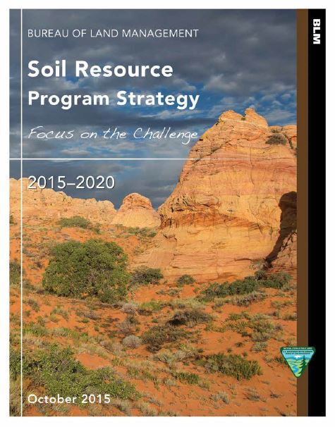Soil bureau of land management for Natural resources soil information