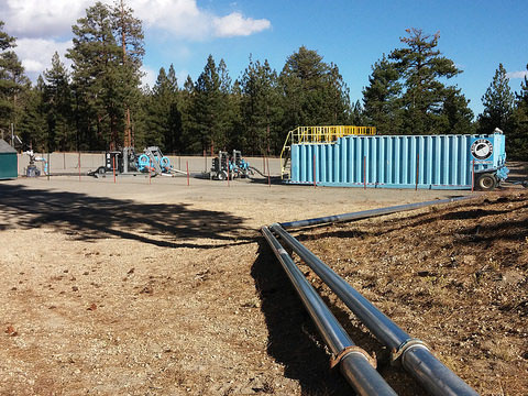 ormat to drill geothermal monitoring well near mammoth lakes