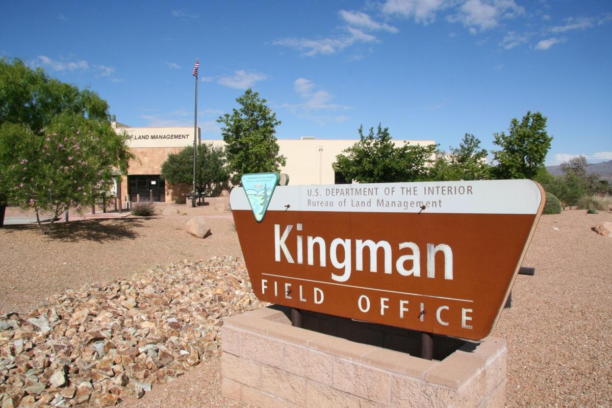 Kingman Field Office Bureau Of Land Management