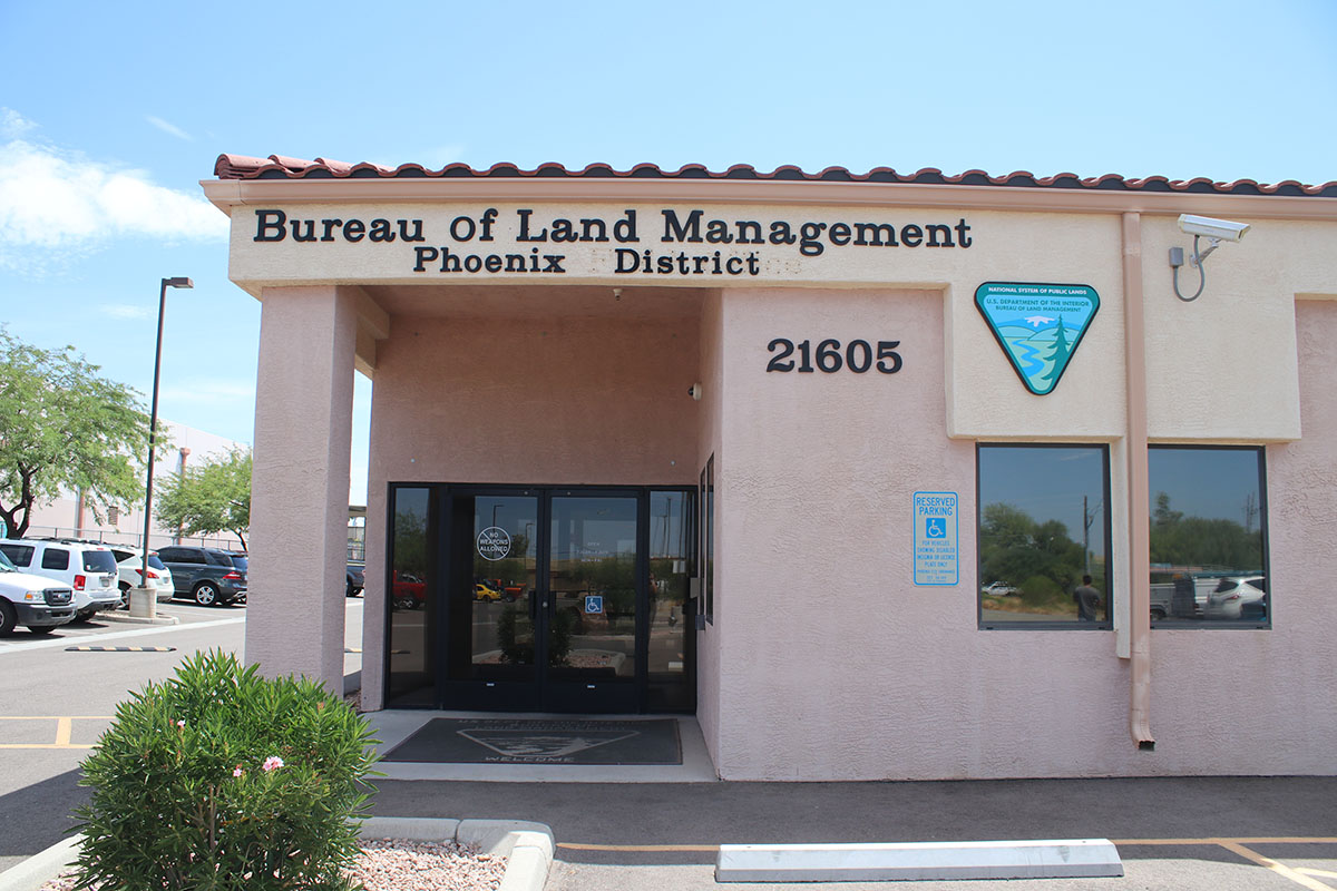 Hassayampa field office bureau of land management