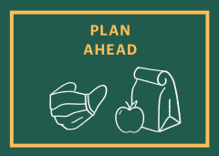 Plan ahead graphic