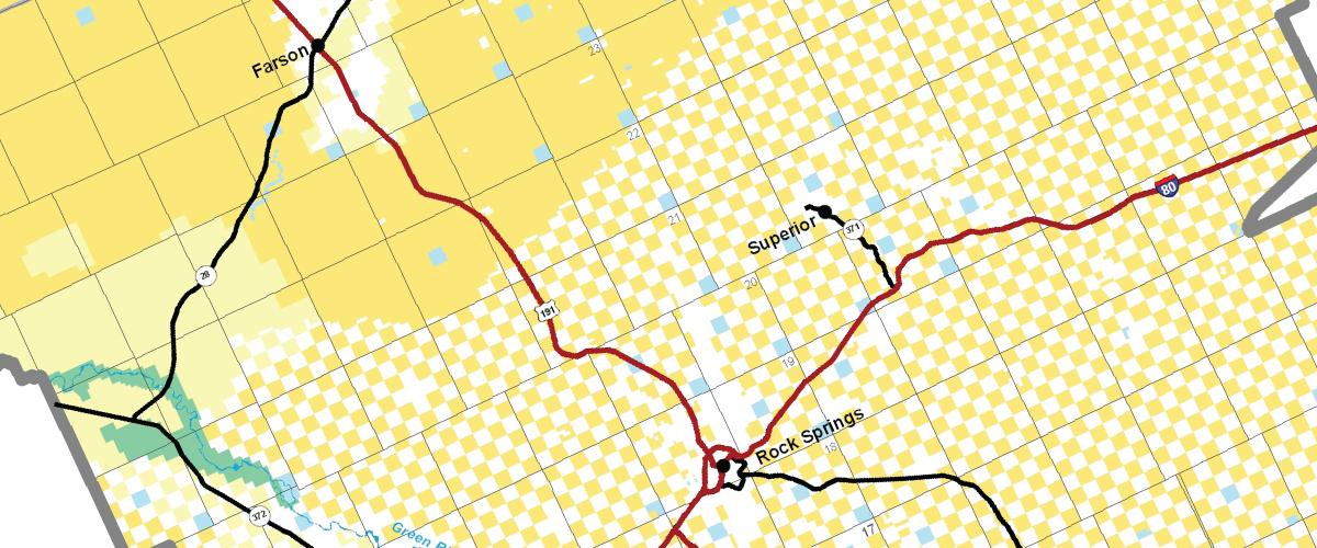 Rock Springs RMP Revision BUREAU OF LAND MANAGEMENT