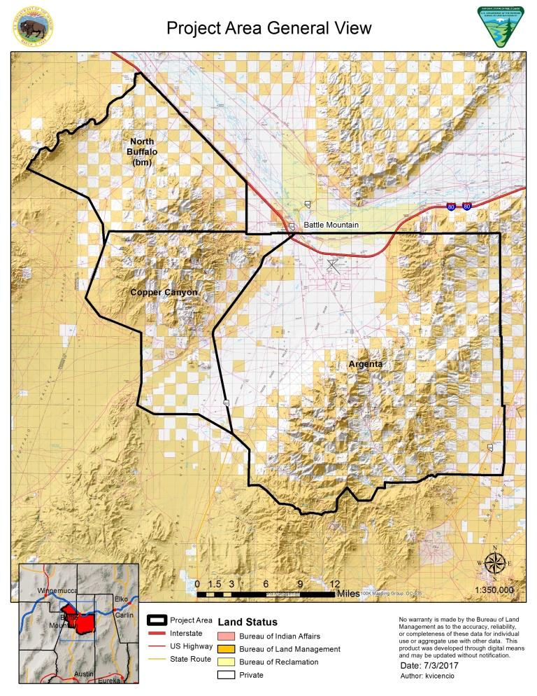 Nevada Grazing Permit Renewal Team Bureau Of Land Management