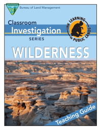 Classroom Investigations Wilderness Cover