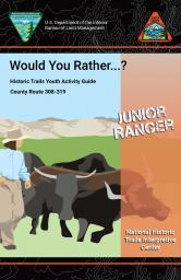 NHTIC_Junior Ranger Book