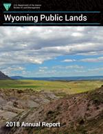 BLM Wyoming 2018 Annual Report
