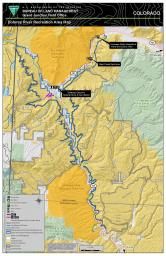 Thumbnail image of the Dolores River SRMA Map