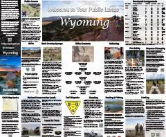 BLM Wyoming Recreation Guide 2020