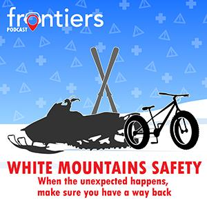 Album art for White Mountains safety popdcast