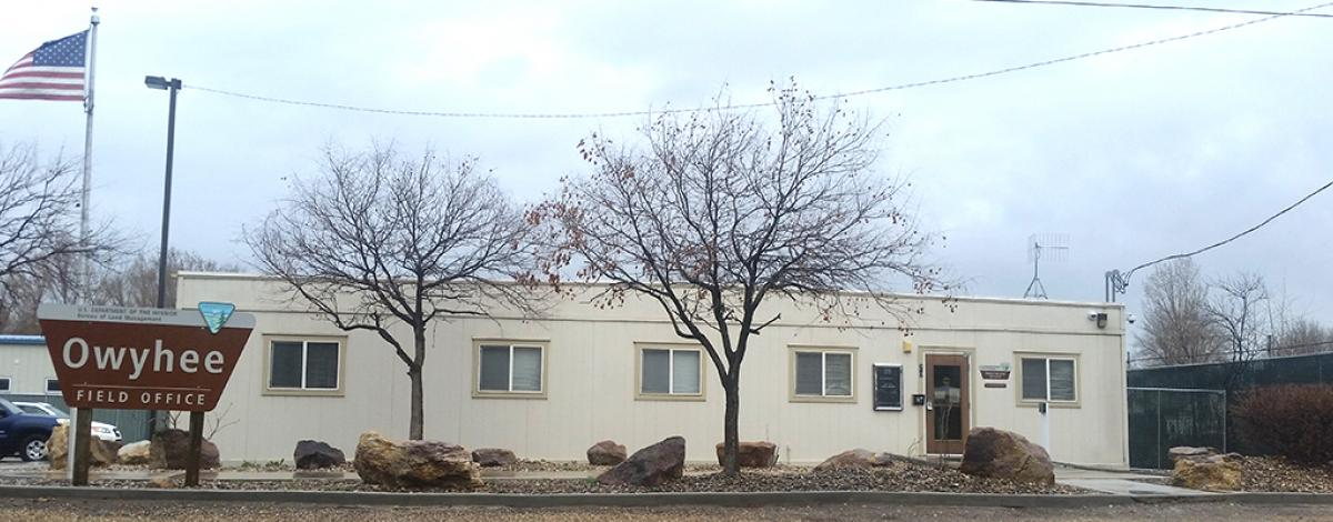 Picture of the Owyhee Field Office
