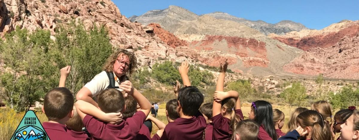 Red Rock Canyon for Kids