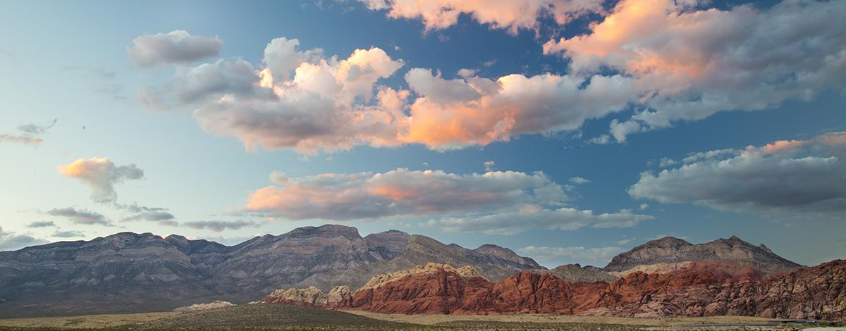 Wide shot of Red Rock Canyon by Bob Wick/BLM
