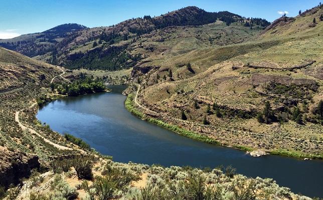 Pacific Northwest National Scenic Trail Oregon Washington Bureau