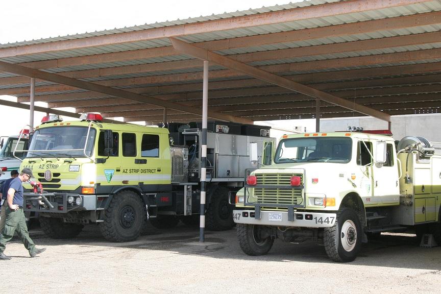 Arizona bureau of land management arizona strip district az asd az arizona strip district fire engines freerunsca Choice Image