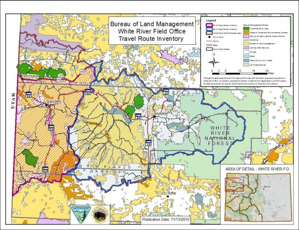 BUREAU OF LAND MANAGEMENT US DEPARTMENT OF THE INTERIOR - Us river transportation map