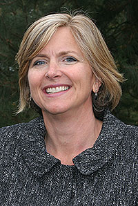 Official photo of BLM New Mexico State Director Amy Lueders