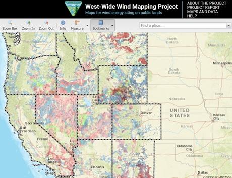 Wind Energy Bureau Of Land Management